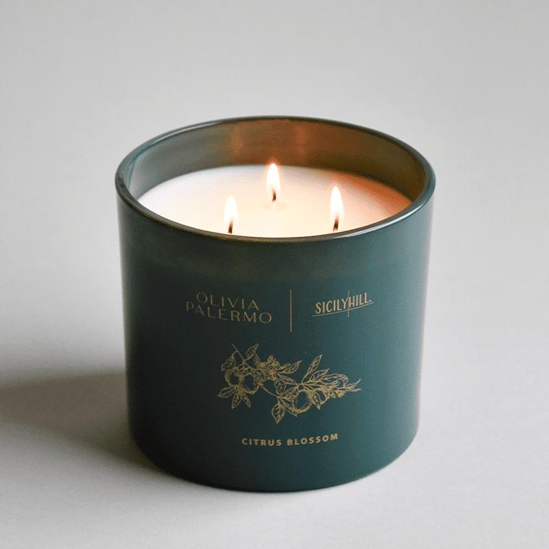 Citrus Blossom Candle