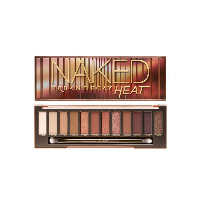 Naked Heat Palette Naked Heat 12 x 0.05 oz/ 1.3 g