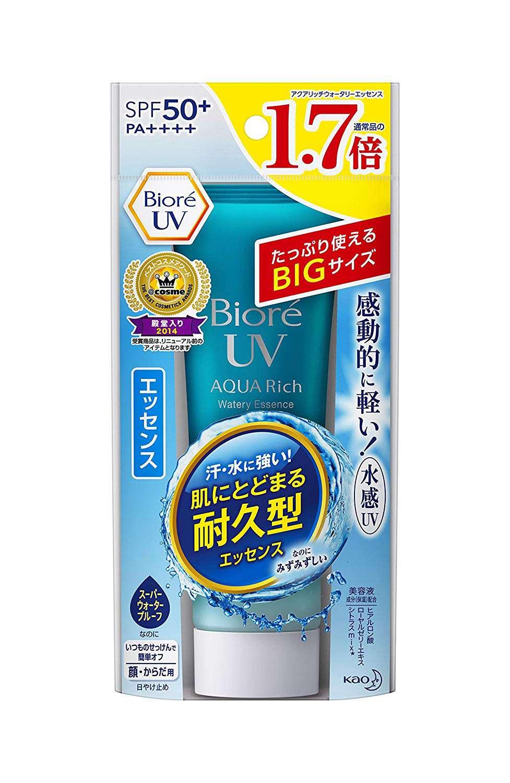 Sarasara UV Aqua Rich Watery Essence Sunscreen SPF50+ PA+++