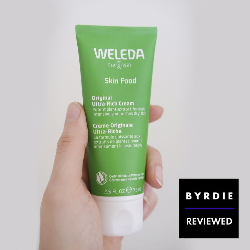 weleda skin food ultra-rich body cream