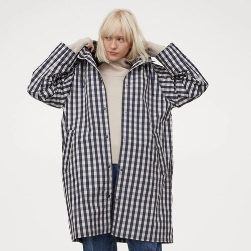 H&M Hooded Raincoat