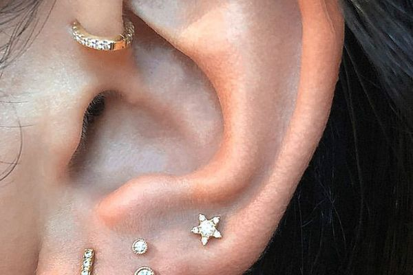 What Are Constellation Piercings