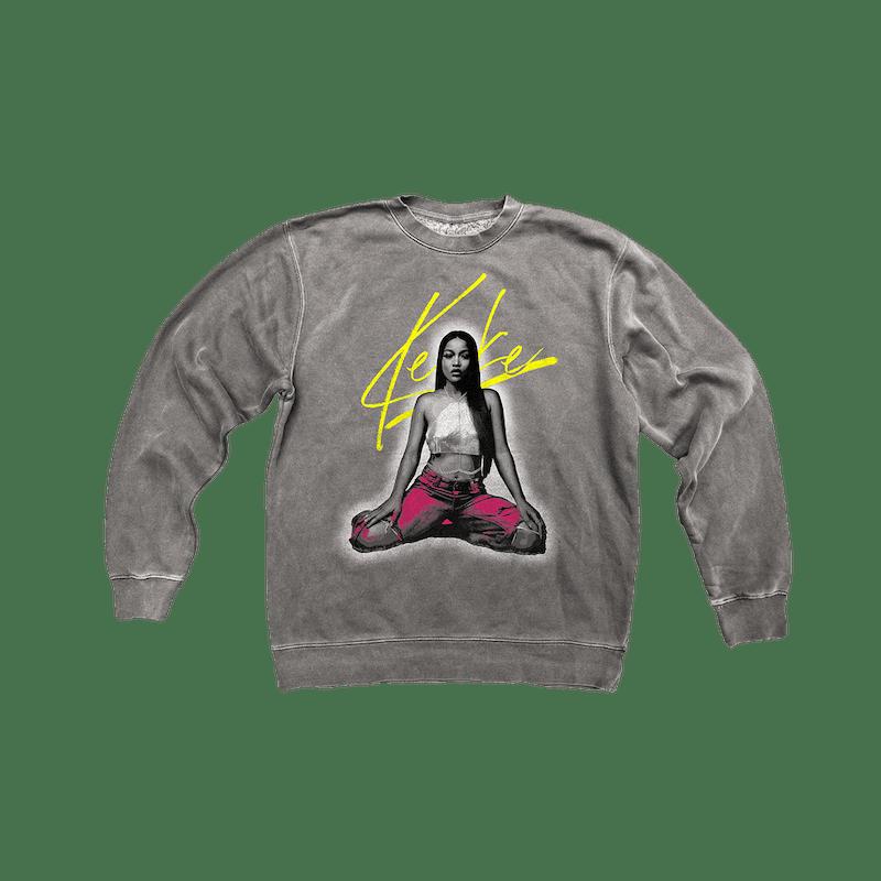 Keke Pigment Dyed Sweatshirt