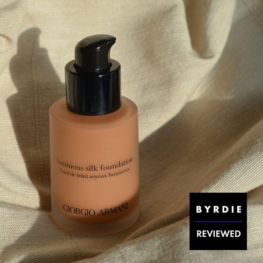 Luminous Silk Product Shot