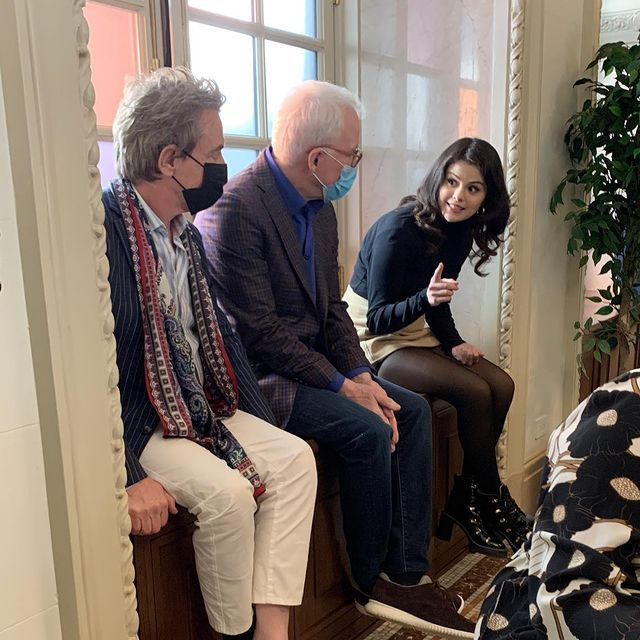 Selena Gomez, Martin Short, Steve Martin