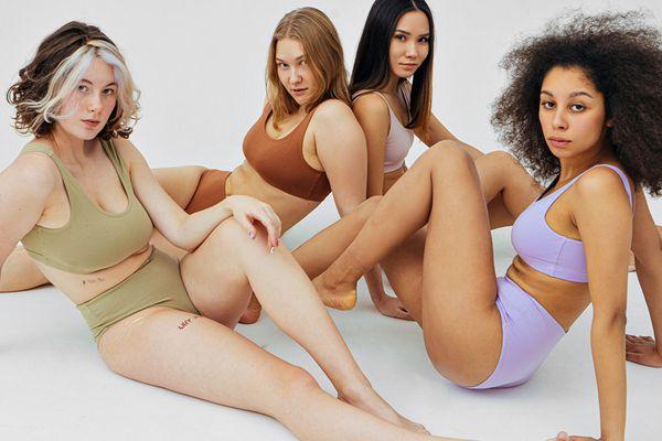multiple femmes body positive