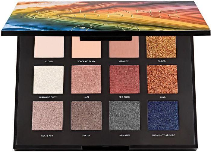 Volcano Goddess Eyeshadow Palette