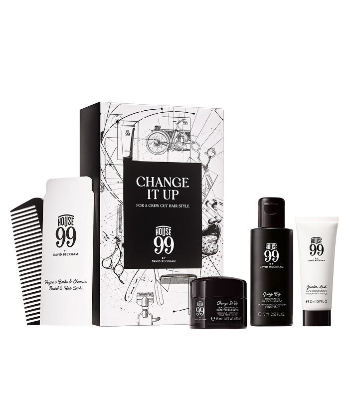 beauty gifts for men: House 99 Change It Up Kit