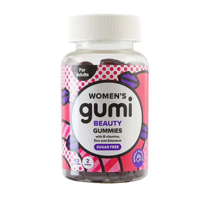 Gumi Women's Beauty Gummies