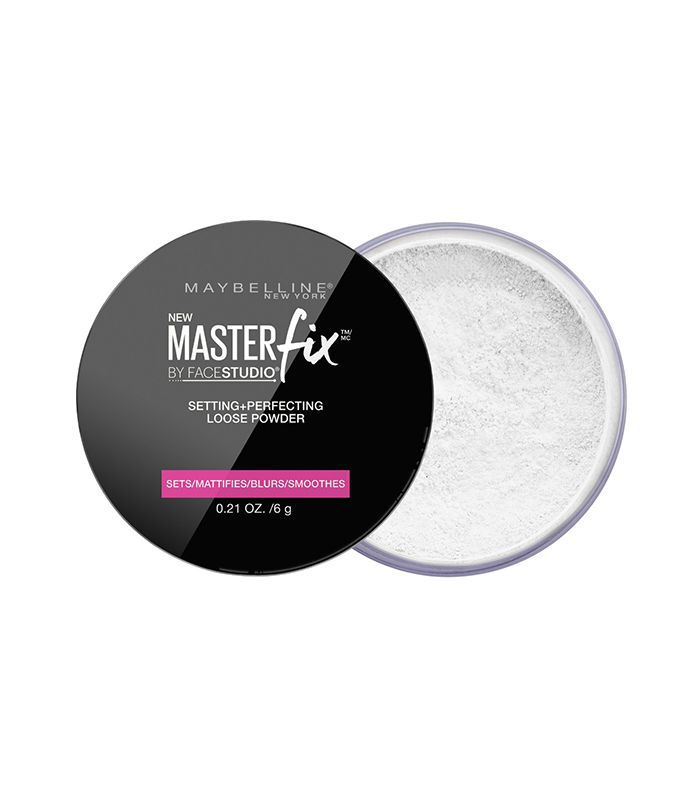 Maybelline setting powder - best drugstore translucent powder