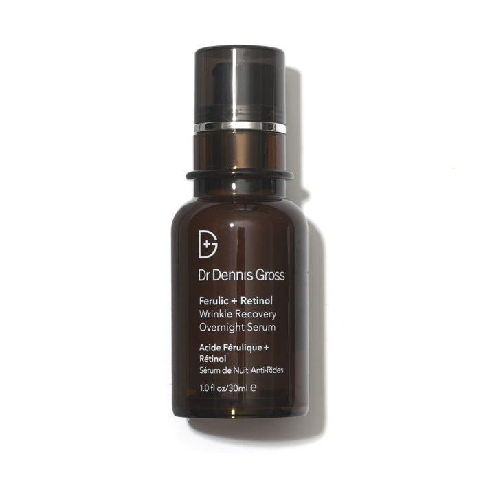 Dr. Dennis Gross Skincare Ferulic and Retinol Wrinkle Recovery Overnight Serum