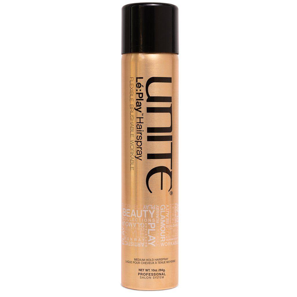 Unite Lé:Play Hair Spray