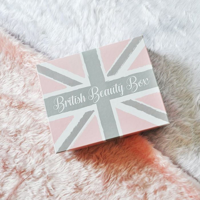 British Beauty Box Monthly Payment Subscription