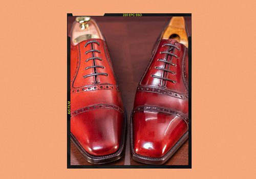 How to Clean Leather Shoes Kirby Allison