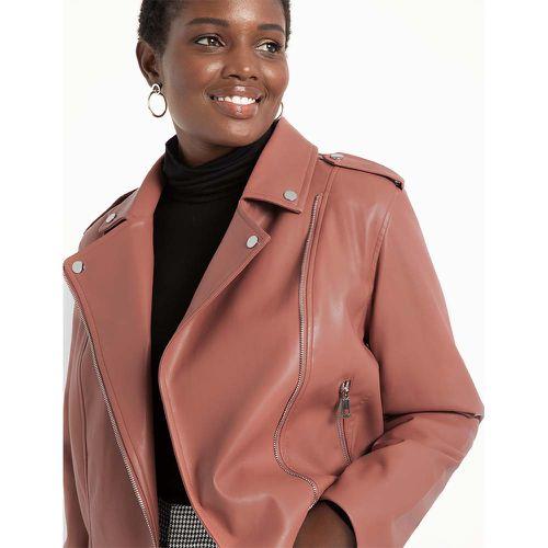 Faux Leather Moto Jacket ($149.95)