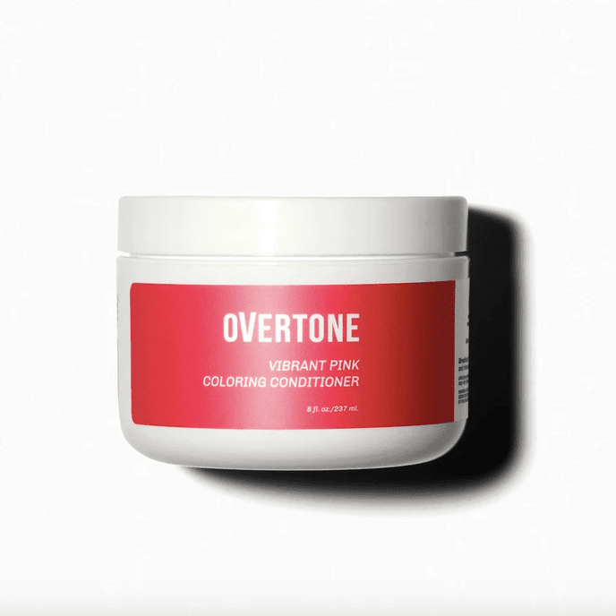 Overtone for Brown Hair Coloring Conditioners