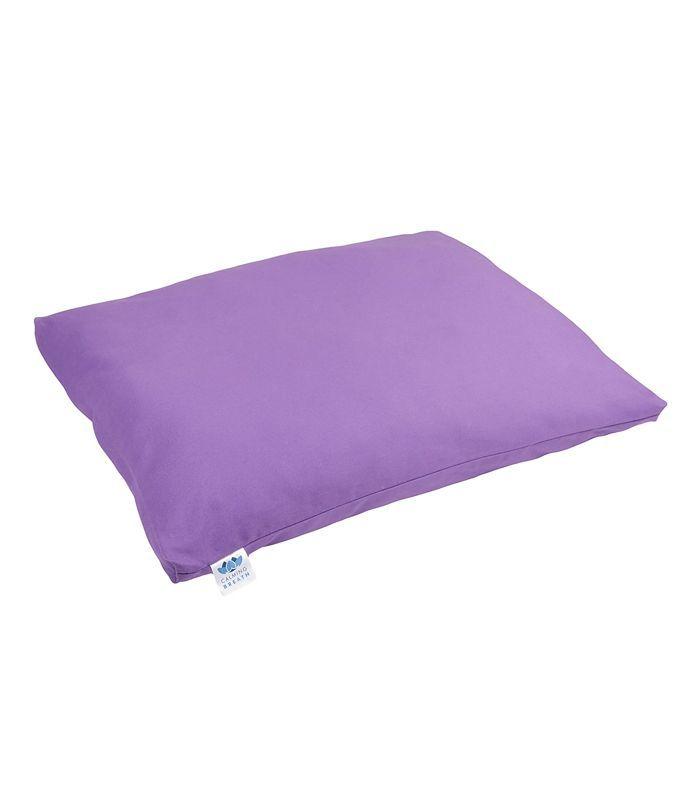 Small wellness tweaks: CalmingBreath Zabuton Meditation Mat