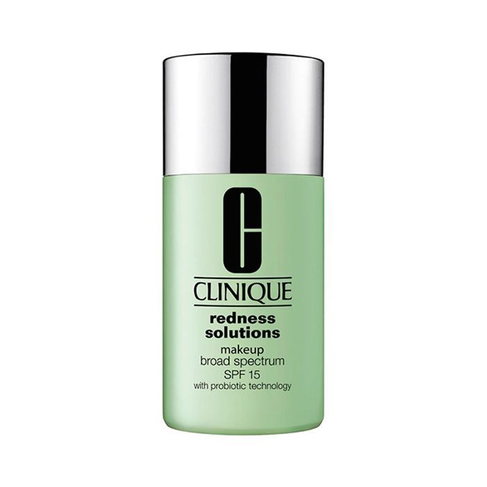 Clinique Redness Solutions Makeup - makeup artist tips