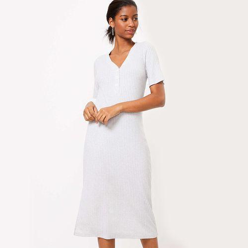 Henley Midi Dress ($80)