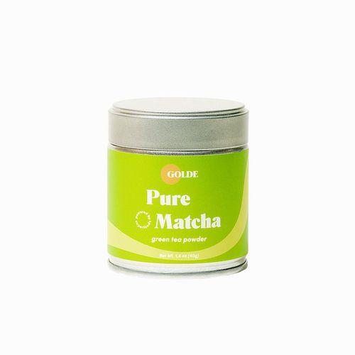 golde pure matcha powder