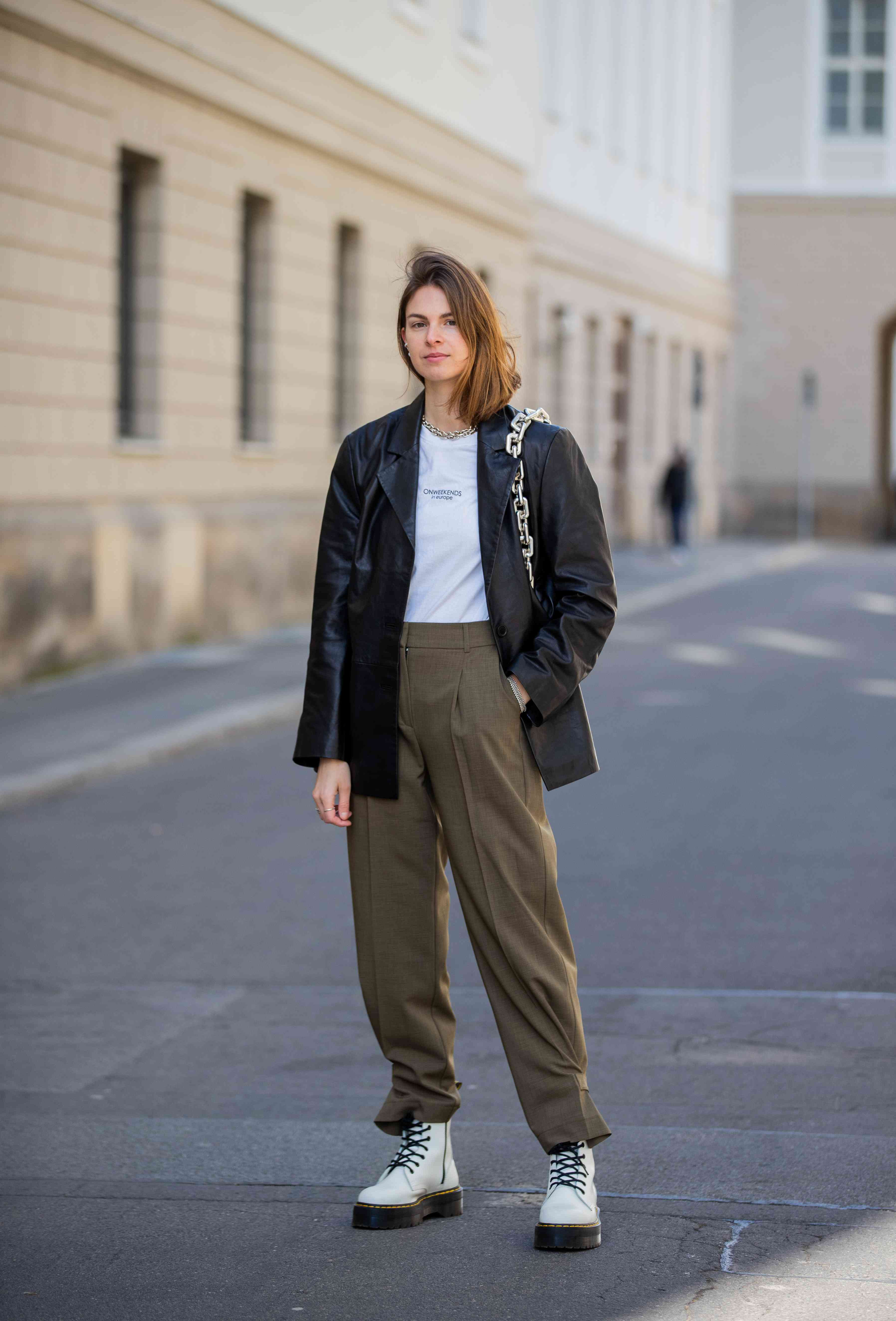 Dr. Martens Outfits Punk Street Style