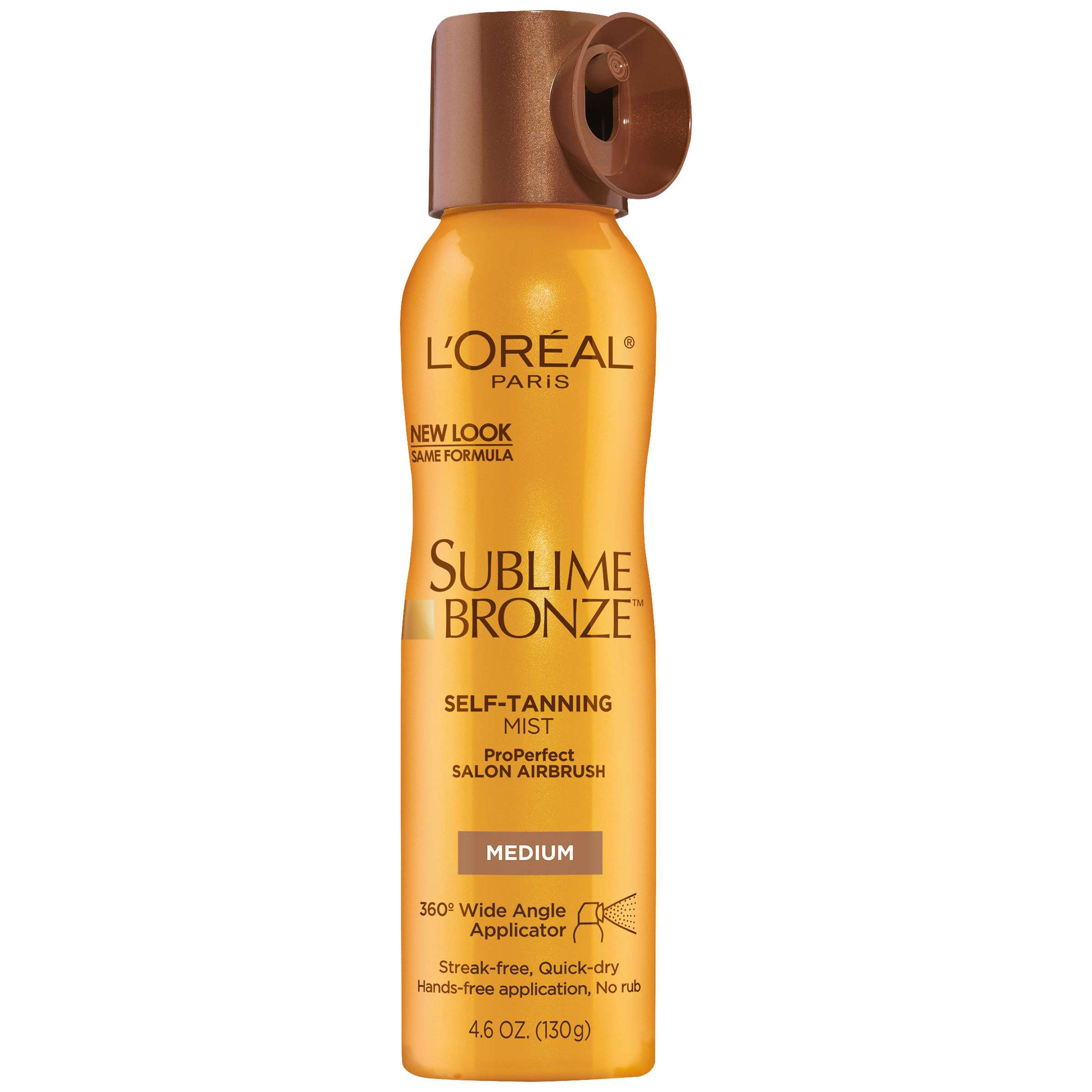 L'Oreal Paris Sublime Bronze ProPerfect Salon Airbrush Self Tanning Mist