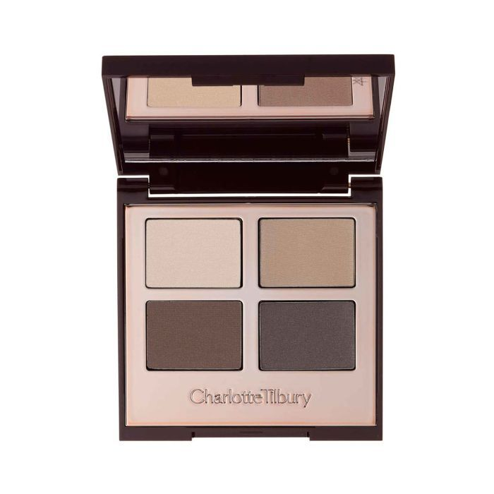 products models actually use: Charlotte Tilbury Luxury Palette Colour-Coded Eyeshadow Palette - The Vintage Vamp