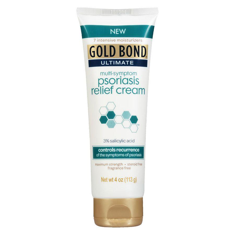 Gold Bond Ultimate Multi-Symptom Psoriasis Relief Cream