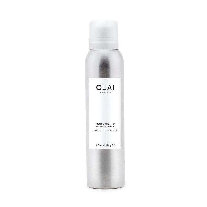 best texturising spray: Ouai Texturizing Hair Spray