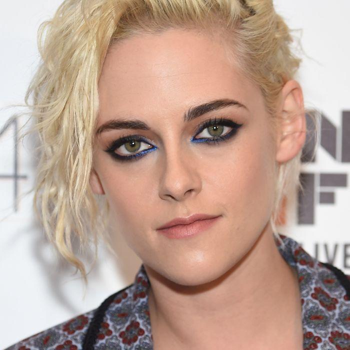 Kristen Stewart - Cool Eyeliner