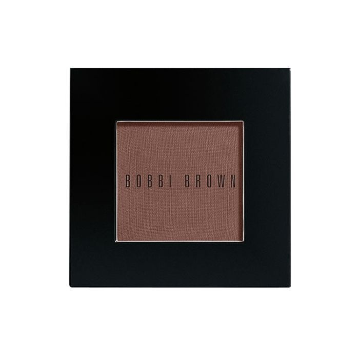 Danielle Peazer daytime makeup look: Bobbi Brown Eyeshadow in Cocoa
