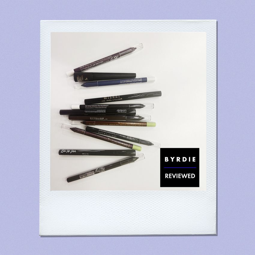 drugstore pencils treated image