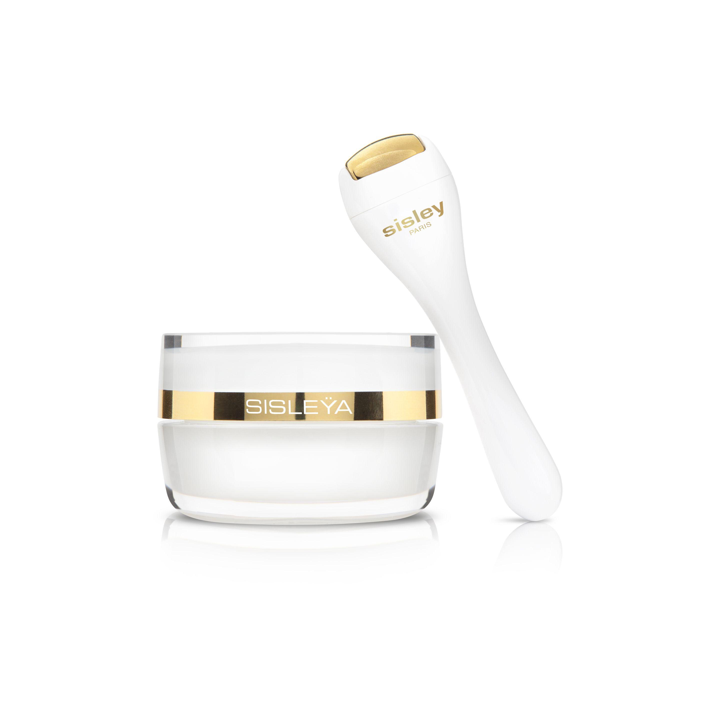 Sisleÿa L'Intégral Anti-Age Eye & Lip Contour Cream & Massage Tool