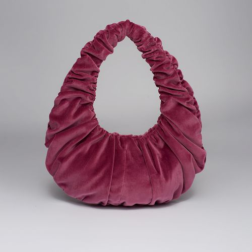 Fall Handbag Shapes Nanushka Anja Baguette Bag