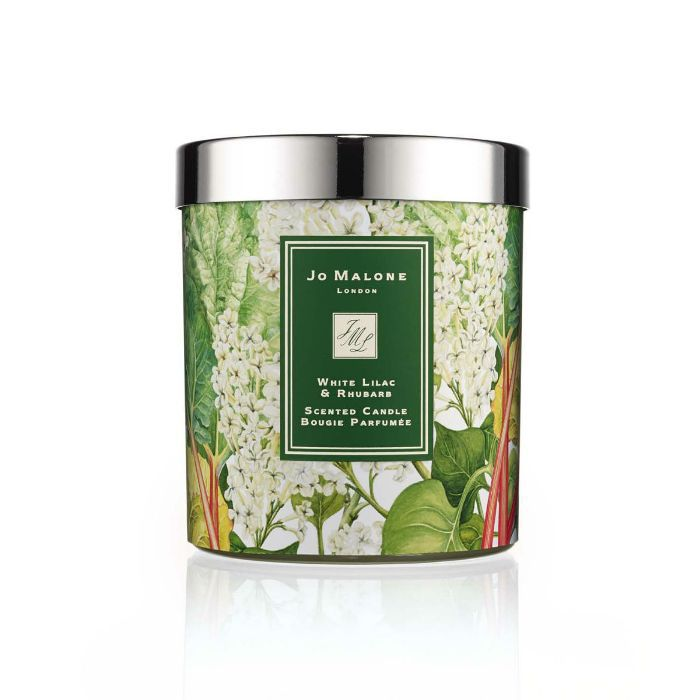 Jo Malone White Lilac and Rhubarb Scented Candle