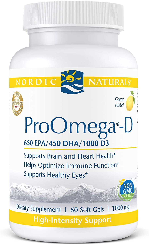 Nordic Naturals ProOmega-D