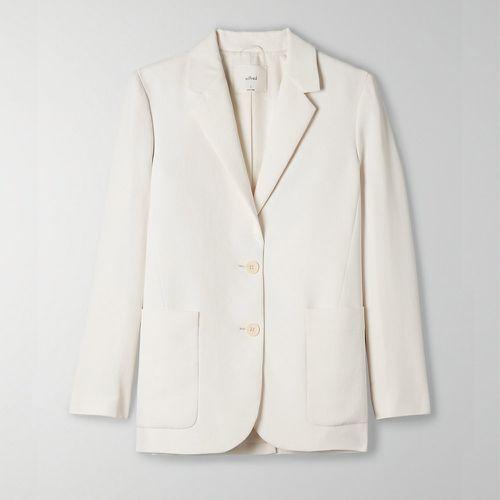 Wilfred Sorrento White Blazer