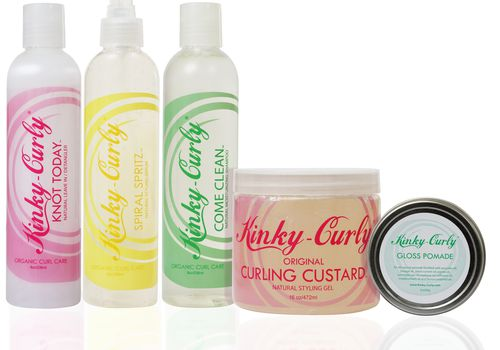 Kinky-Curly products