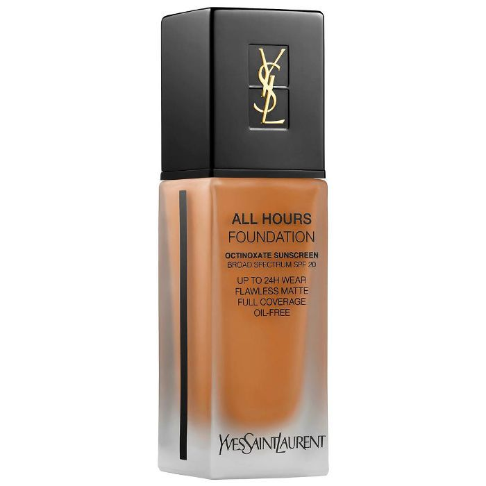 Yves Saint Laurent All Hours Longwear Natural Matte Foundation