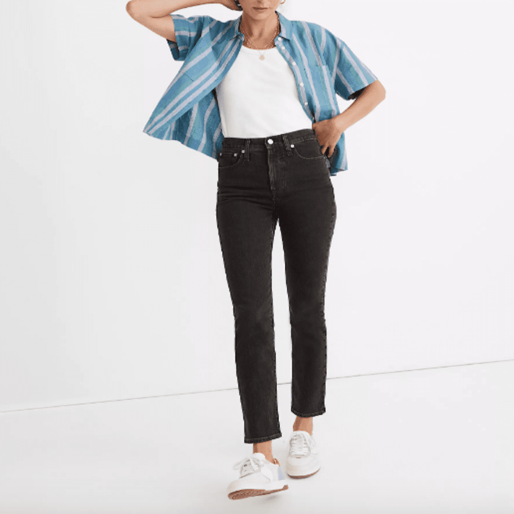 Madewell The Petite Perfect Vintage Jean