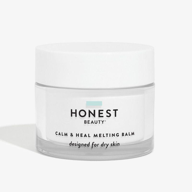 Tub of face cream