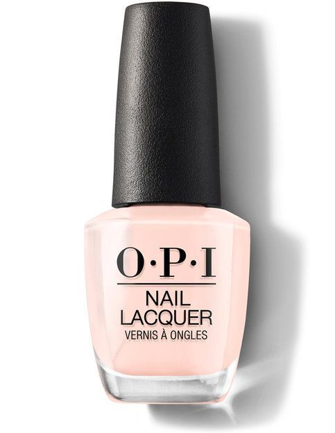 OPI Nail Lacquer in Bubble Bath