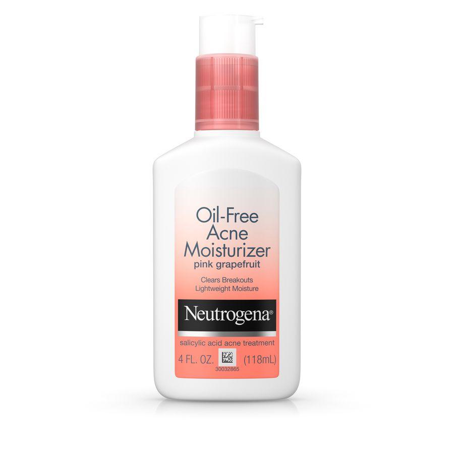 moisturizer for dry sensitive acne prone skin