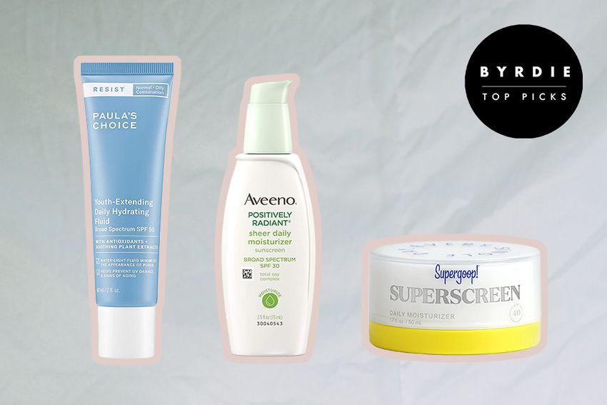 Best Moisturizers With SPF