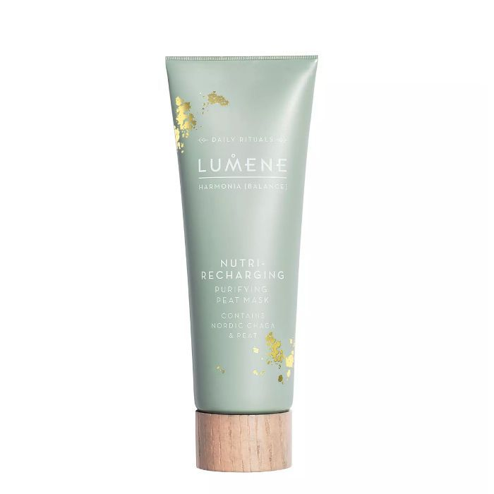Lumene Nutri-Recharging Purifying Peat-to-Foam Cleanser