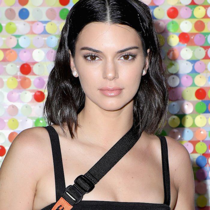 Kendall Jenner Natural Makeup Look