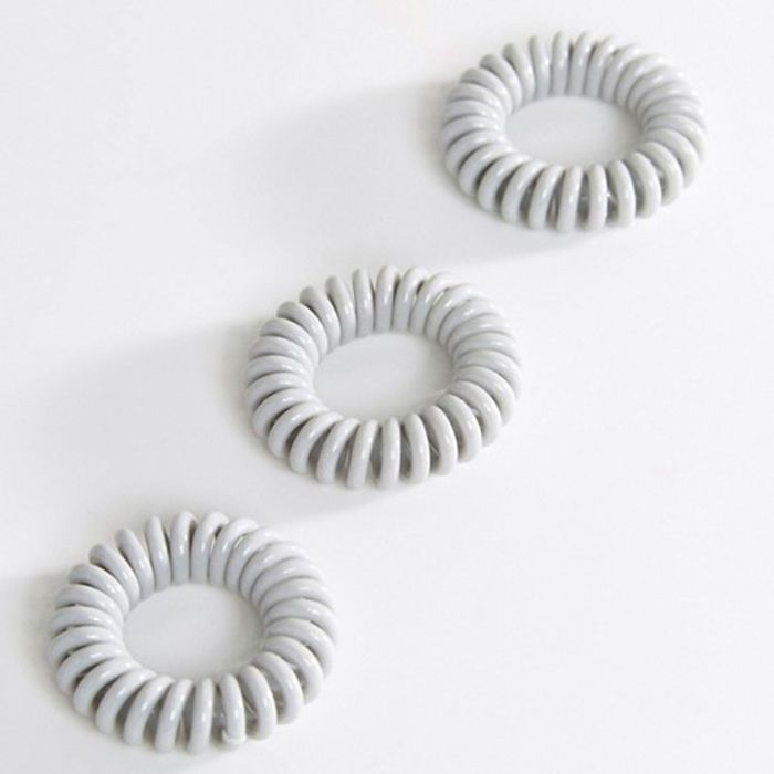 spiral hair ties: Invisibobble Power Strong Beauty Collection Hair Tie in Smokey Eye