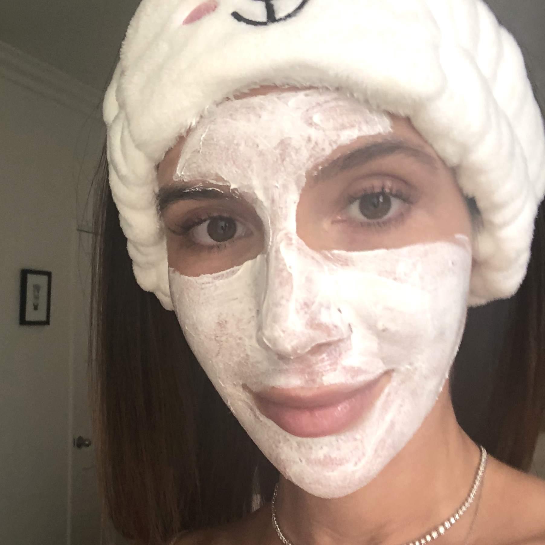 tanya akim face mask