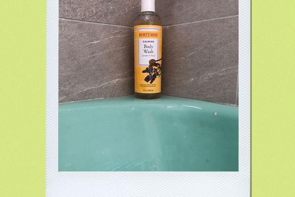 Burt's Bees Body Wash Lavender & Honey