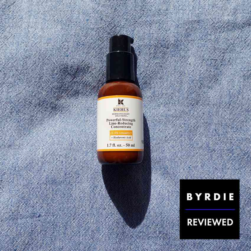 kiehls powerful strength line reducing concentrate
